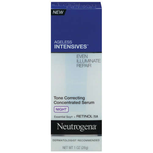 Neutrogena Ageless Intensives Tone Correcting Concentrated