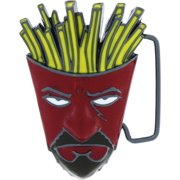 Aqua Teen Hunger Force Frylock Metal Belt Buckle