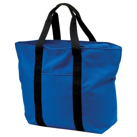 Port Authority Improved All Purpose Zippered Tote Bag