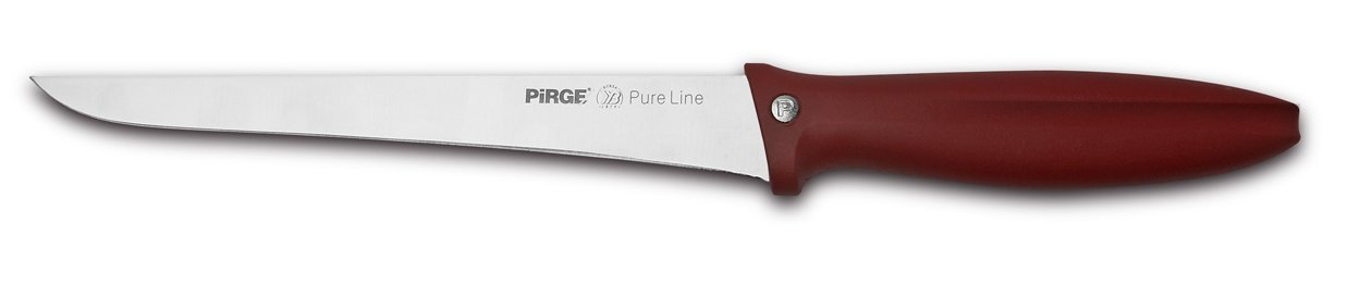 48004 Pureline Fillet Knife, 21cm, Fish Filleting Knife with Flexible Blade By Pirge by