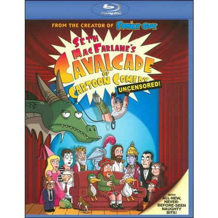 Seth MacFarlane's Cavalcade Of Cartoon Comedy (Uncensored) (Blu-ray) (Widescreen)