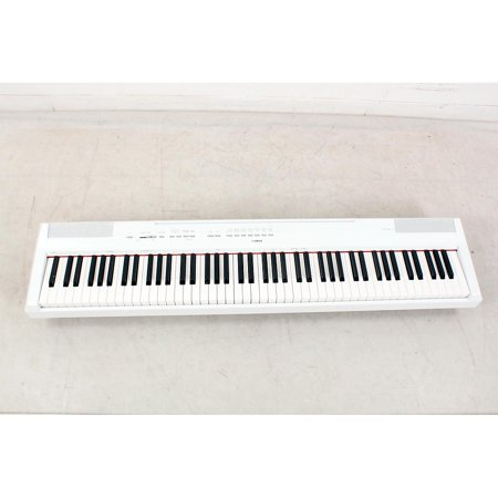 Yamaha P 115 88 Key Weighted Action Digital Piano With Ghs Action Level 2 White 190839010476