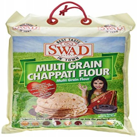 Great Bazaar Swad Chapatti Multi Atta, 10 Pound
