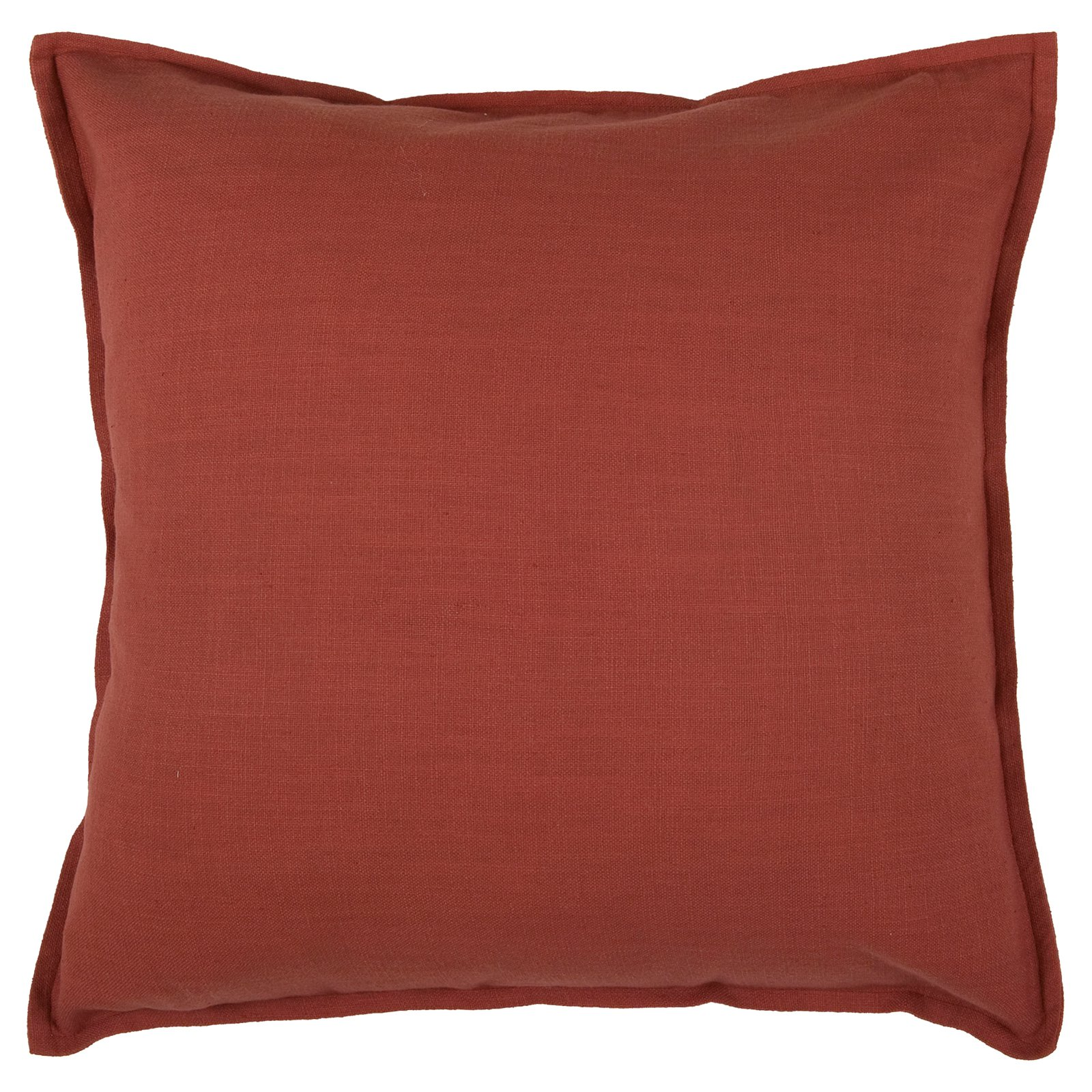 "Rizzy Home T03639 20"" x 20"" Pillow with Hidden Zipper and Polyester Filler"