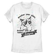 Grumpy Cat Women's Another Year Older T-Shirt