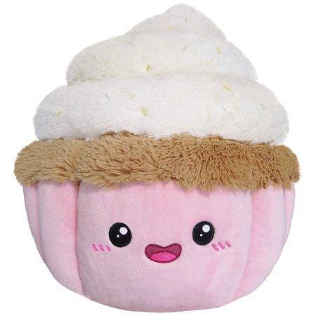 Vanilla Cupcake Squishable 15 inch - Stuffed Animal by Squishable (104417)