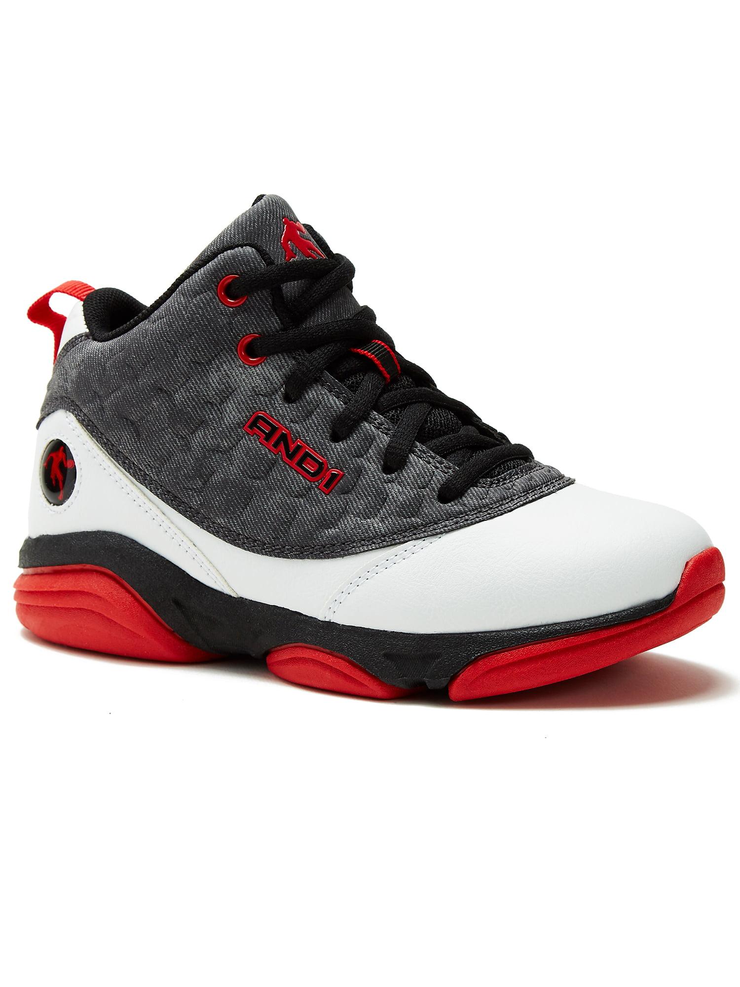 Boys' And1 Bankster Athletic Shoe - Walmart.com