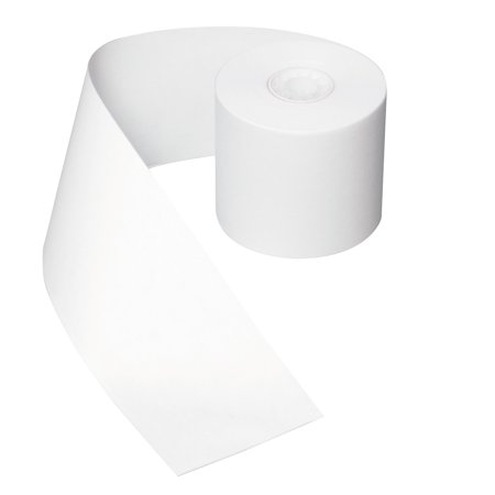 Royal Paper Register Roll  44Mm X 130  White Bond  1 Ply  50 Per Box