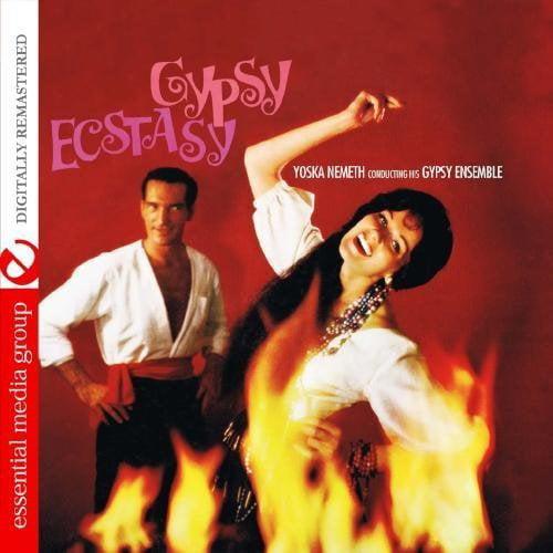 Yoska Nemeth & His Gypsy Ensemble - Gypsy Ecstasy [CD]