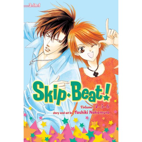 Skip Beat! 4: 3-in-1 Edition