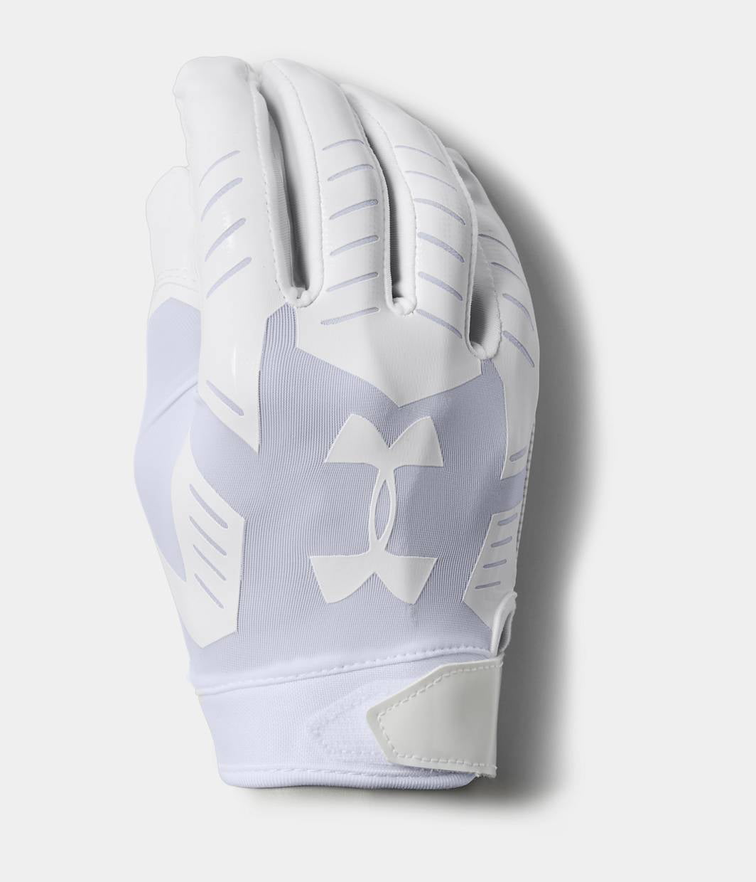 cuero Conexión Concentración  Under Armour - Under Armour Men's UA F6 Football Gloves 1304694-100 White -  Walmart.com - Walmart.com