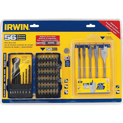 Irwin 56-Piece PTA Set