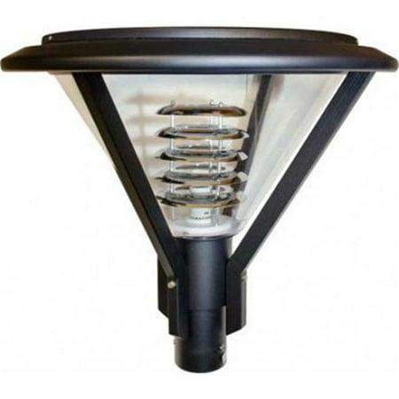 Dabmar Lighting GM950-LED16-B 16W & 85-265V LED Architectural Post Top Light Fixture - Black - image 1 de 1