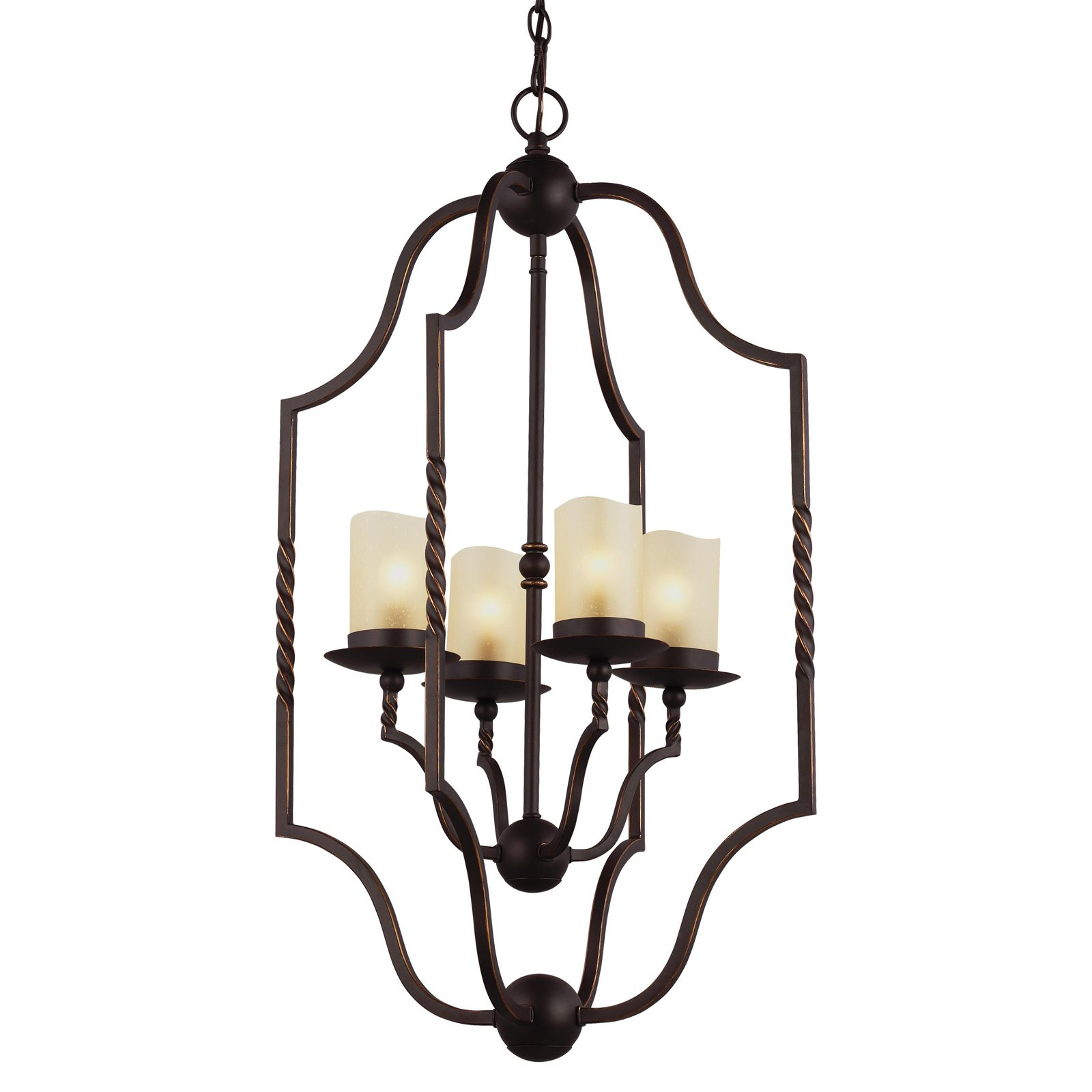 Sea Gull Lighting Trempealeau 5110604-191 4-Light Hall / Foyer Light