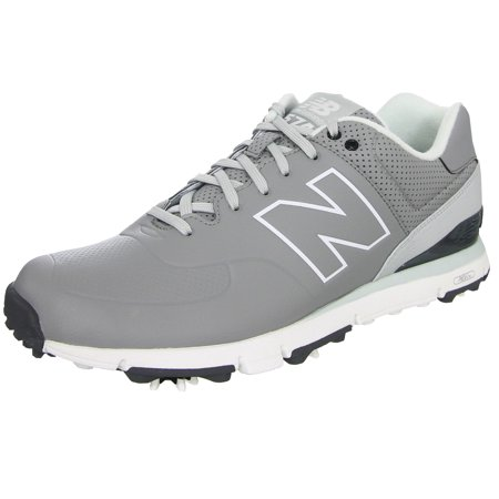 New Balance Mens Nbg574 Golf Shoes 11 1/2 Us D Grey