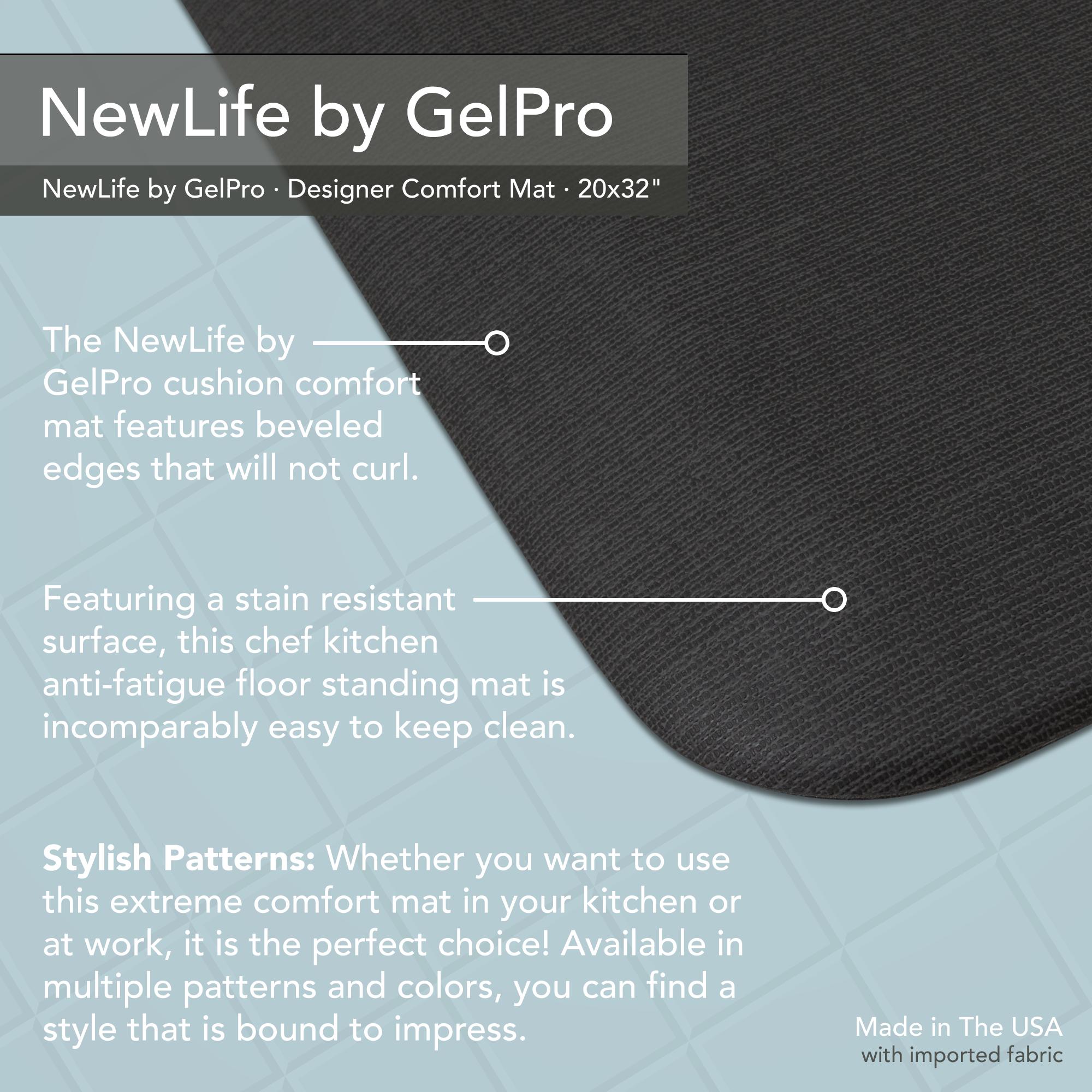 GelPro Grasscloth Designer Comfort Kitchen Mat - Walmart.com