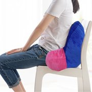 Backrest Pillow With Arms