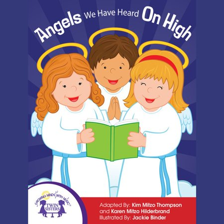 Angels We Have Heard On High - Audiobook
