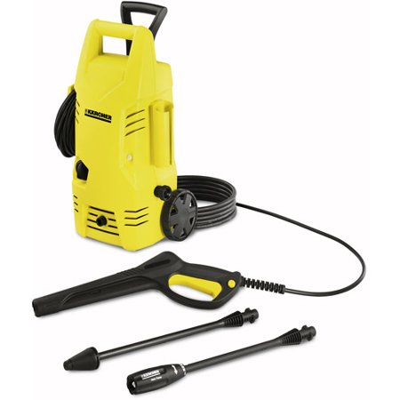 karcher 1600 psi electric pressure washer. Black Bedroom Furniture Sets. Home Design Ideas