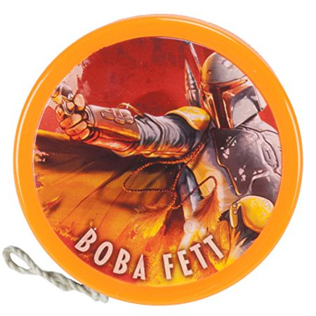 Star Wars Alpha Wing Fixed Axle Yo-Yo - Action Boba Fett, The best-loved classic Star Wars characters, captured in awesome action scenes! Collect all 6 By Yomega