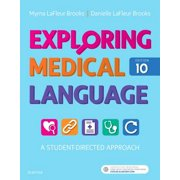 Exploring Medical Language: A Student-Directed Approach (Paperback)
