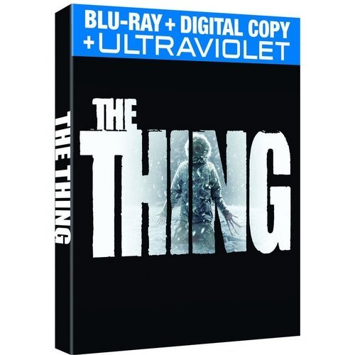 The Thing (Blu-ray   Digital Copy   UltraViolet) (With INSTAWATCH) (Widescreen)