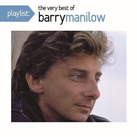 Playlist: The Very Best of Barry Manilow (CD)