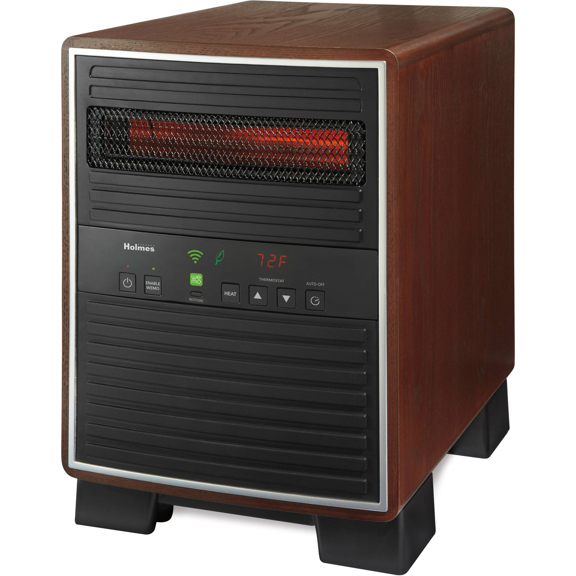 Holmes Large Console Smart Heater enabled by WeMo, HRH7404WE-NM