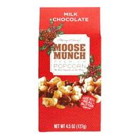 Harry & David Milk Chocolate and Caramel Moose Munch Popcorn 2 oz each (2 Items Per Order, not per case)