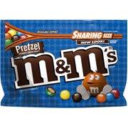 M & M's Pretzel Chocolate Candies, 8 oz