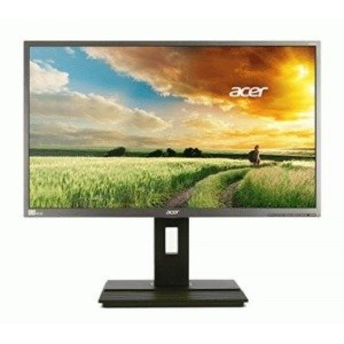 "Acer 27"" Wide 4K Ultra HD LED Monitor (B276HK Dark Gray)"