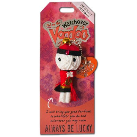 watchover voodoo doll - always be lucky](Voodoo Doll Halloween Makeup)