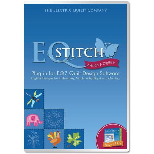 Electric Quilt EQStitch Embroidery Software -Plug-In For ...