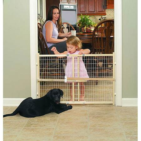 Child Craft - Standard Wire Mesh Gate