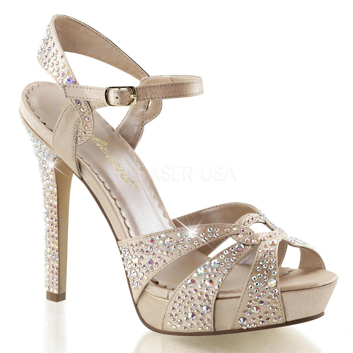 LUMINA-23, 4 3/4 Inch Heel 1 Sandal Inch  Ankle Strap Sandal 1 61e859