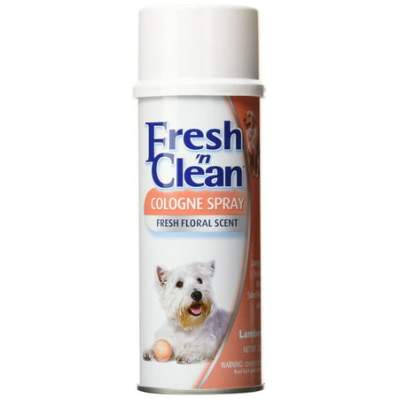 Lambert Kay / Pet Ag-Fresh 'n Clean Cologne Spray- Floral 6 Oz