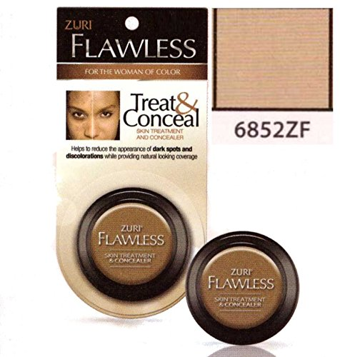 Zuri Flawless Treat & Conceal Skin Treatment & Concealer - Beige