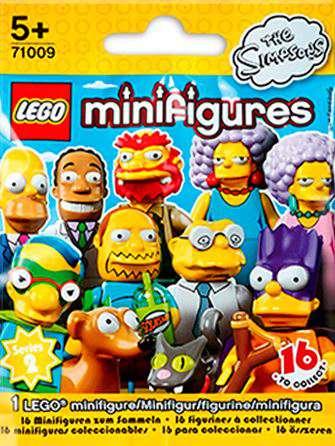 Lego 71005 Minifigure The Simpsons Series 2 Lisa Simpson Base /& Accessories