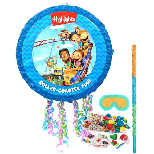 Highlights Pinata Kit