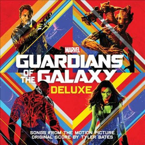 Guardians Of The Galaxy Soundtrack (Deluxe Edition) (2CD)