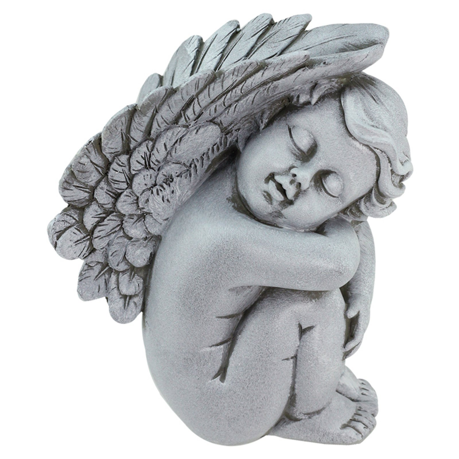 Northlight Heavenly Gardens Sleeping Cherub Angel Outdoor Garden Statue by Northlight