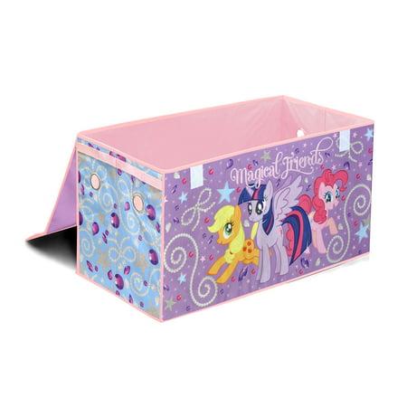 Hasbro My Little Pony Collapsible Storage Trunk - image 2 de 3