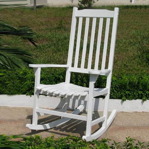 Charming Merry Products MPG PT 41110 Outdoor Traditional Rocking Chair