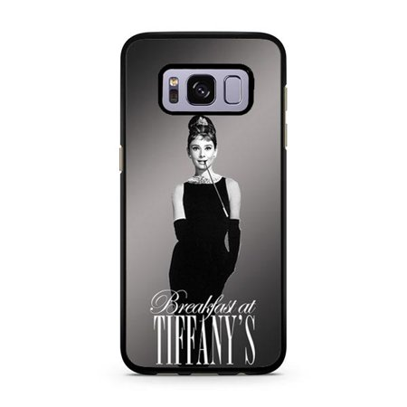 Breakfast At Tiffanys Galaxy S8 Case