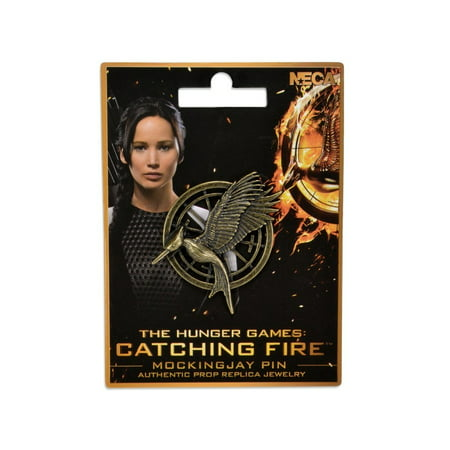 The Hunger Games COSplay Prop Katniss Everdeen Mockingjay Logo Pin Brooch Badge (Katniss Everdeens Bow)