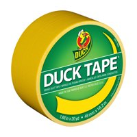 Duck Tape Brand Yellow 1.88 In. x 20 Yd. Duct Tape