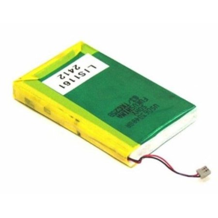 Replacement Battery Compatible With Sony B-9583, D-L12, DB-40, PDR-BT3, VW-VBA10, B-9583, D-L12, DB-40, PDR-BT3, VW-VBA10, LIS1161 For Use In Sony Clie - Sony Clie Case Pda