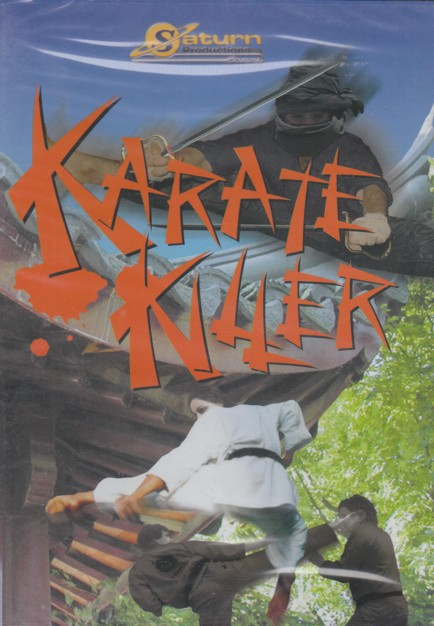 Karate Killer by