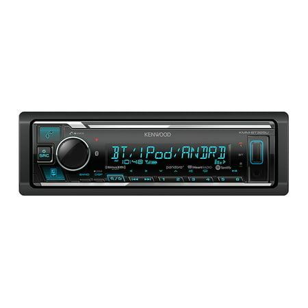 Kenwood KMM-BT325U In-Dash Single DIN Audio USB Bluetooth Digital Media Receiver