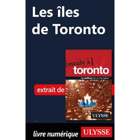 Les îles de Toronto - eBook (Azulejos De Toronto)